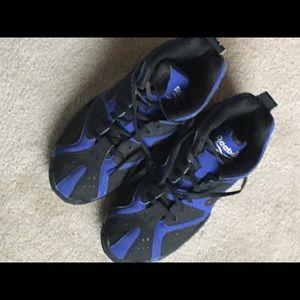 Reebok basketball sneakers